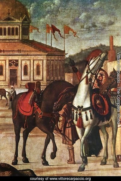 The Triumph of St George [detail: 1]