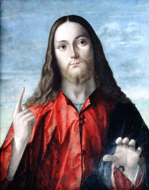 Vittore Carpaccio - Salvator Mundi (Saviour of the World)