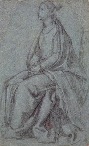 Seated Woman, c.1514