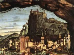 Vittore Carpaccio - Holy Conversation (detail) 2