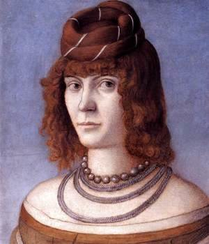 Carpaccio Portrait of a Woman
