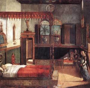 Vittore Carpaccio - The Dream of St Ursula