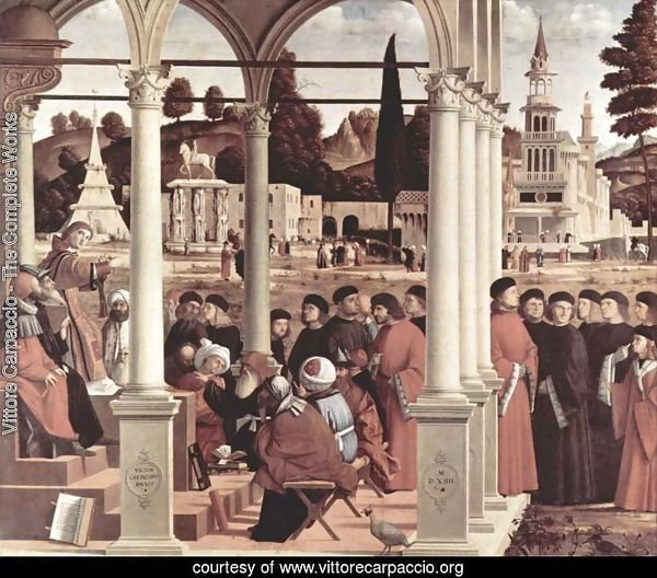 Disputation of St Stephen 1514