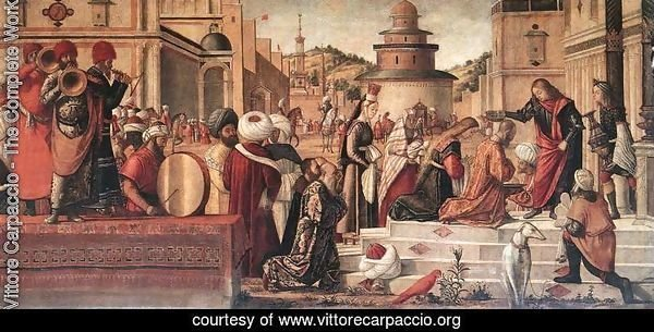 The Baptism of the Selenites 1507
