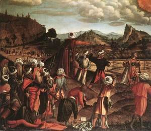 The Stoning of St Stephen 1520