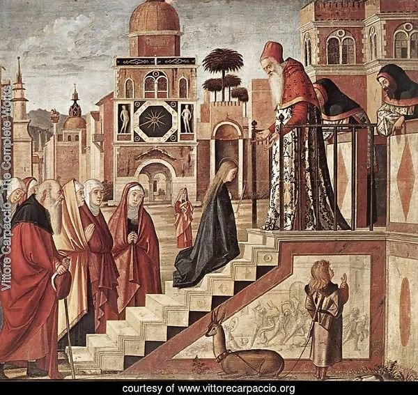 The Presentation of the Virgin 1504-08