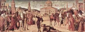 Vittore Carpaccio - The Triumph of St George 1502 2